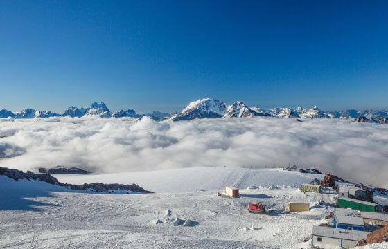 восхождение на Эльбрус с юга в сентябре
