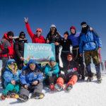 31 группа на вершине эльбруса
