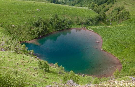 Поход по Кавказу налегке Архыз