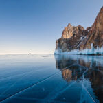 идеальный лед байкала
