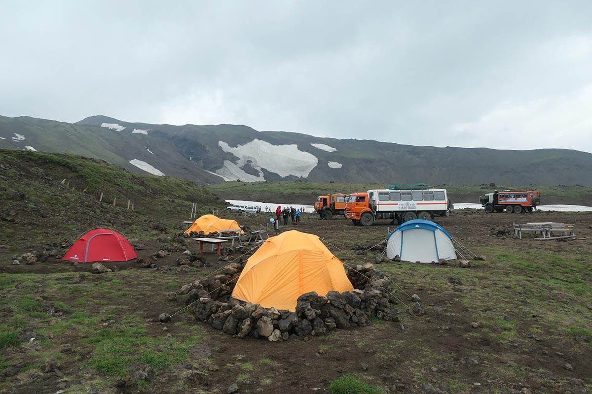 Тур по Камчатке