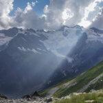 10 вид на горы кавказа