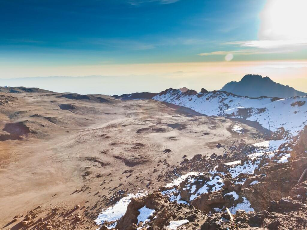 Восхождение на Килиманджаро 2018
