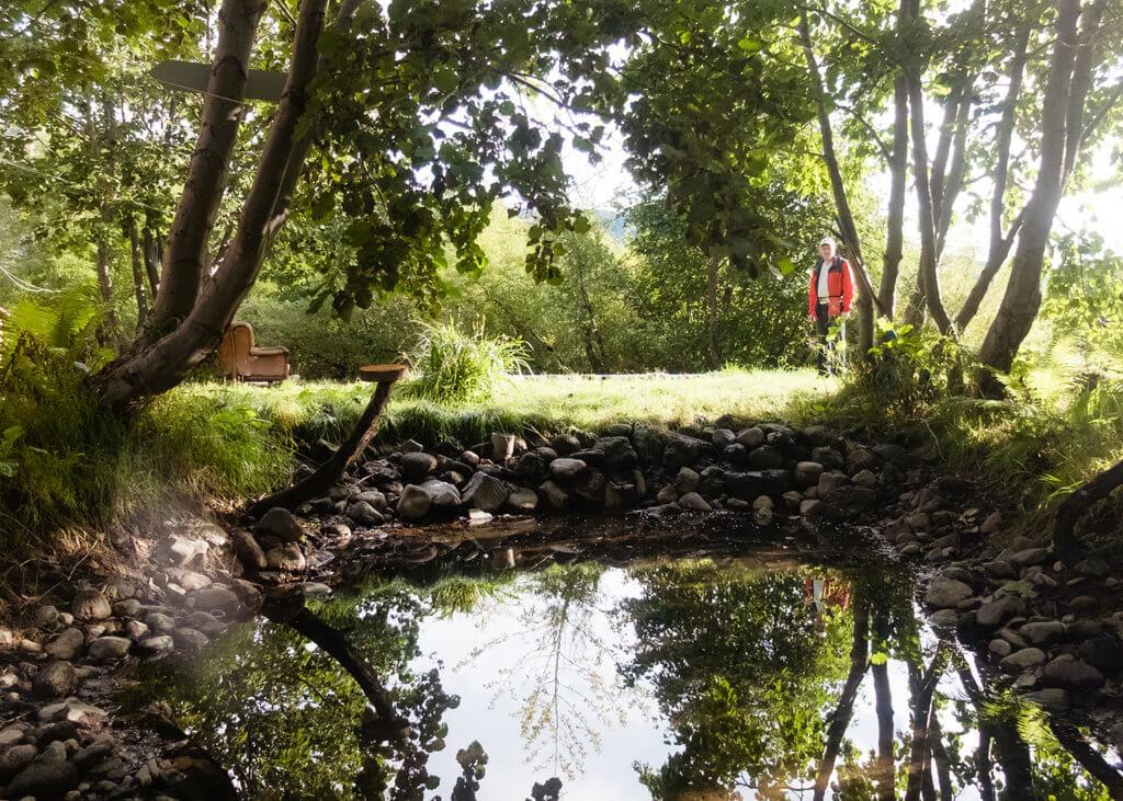 Поход по Камчатке: жировские горячие источники