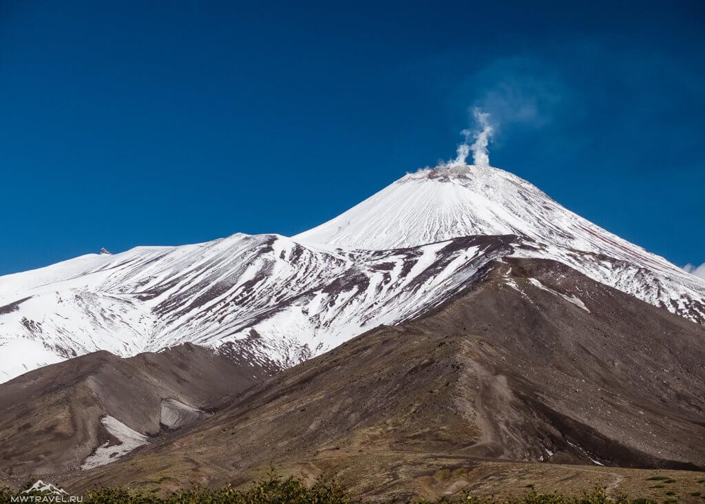 Поход по Камчатке: авачинский вулкан