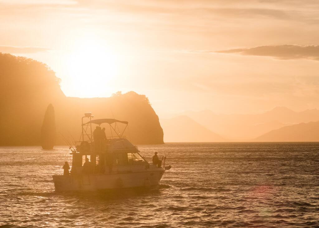 Поход по Камчатке: тихий океан морская прогулка