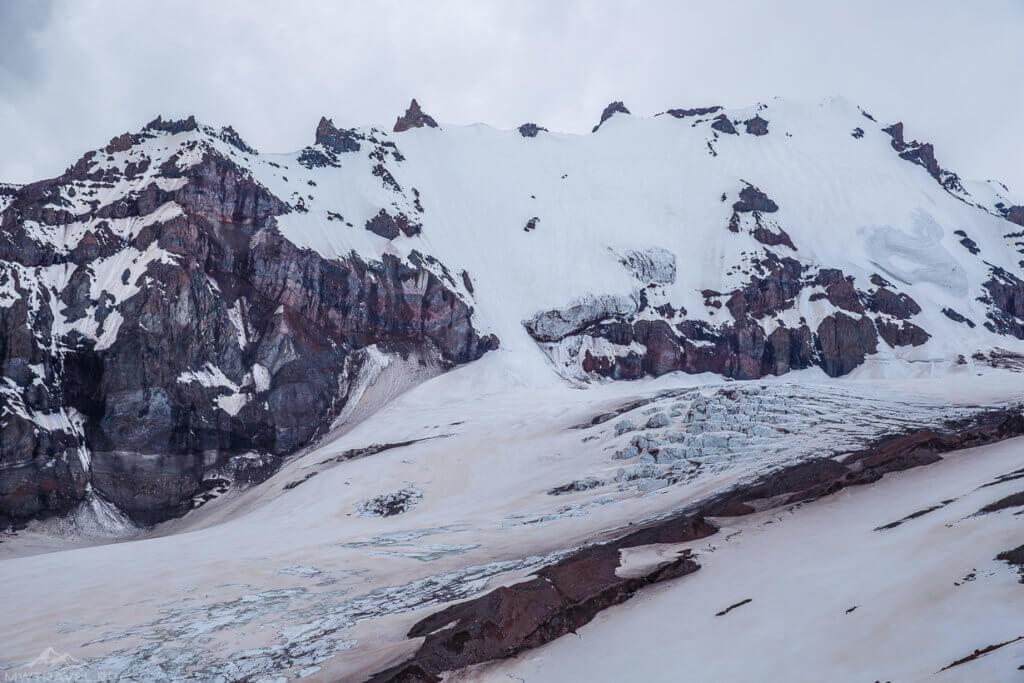 Восхождение на Казбек из Грузии 2018