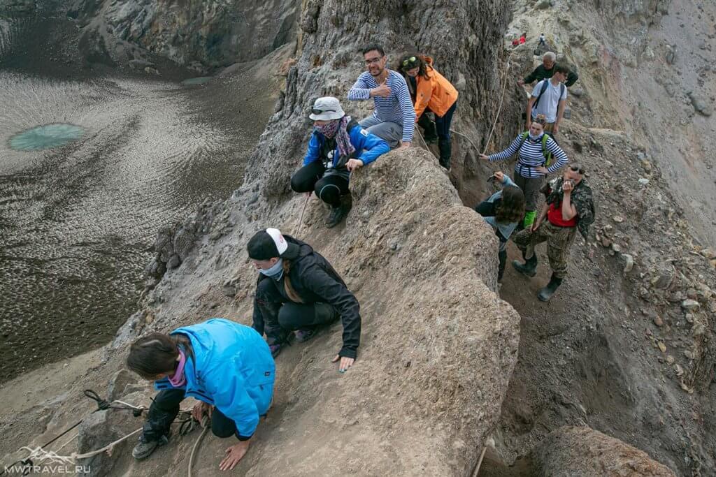 Активный тур по Камчатке