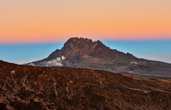 Килиманджаро шапка