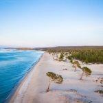 байкал сарайский пляж осенью остров ольхон