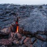 камчатка лавовое поле вулкана толбачик