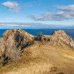 скала любви на острове ольхон байкал
