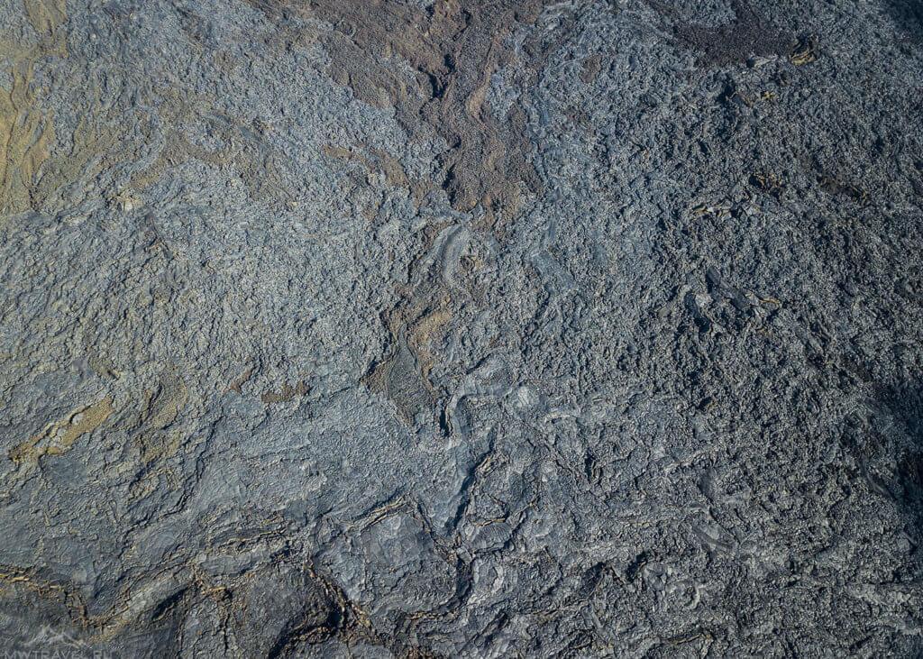 лавовое поле вулкана толбачик