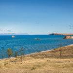 панорама малого моря байкал