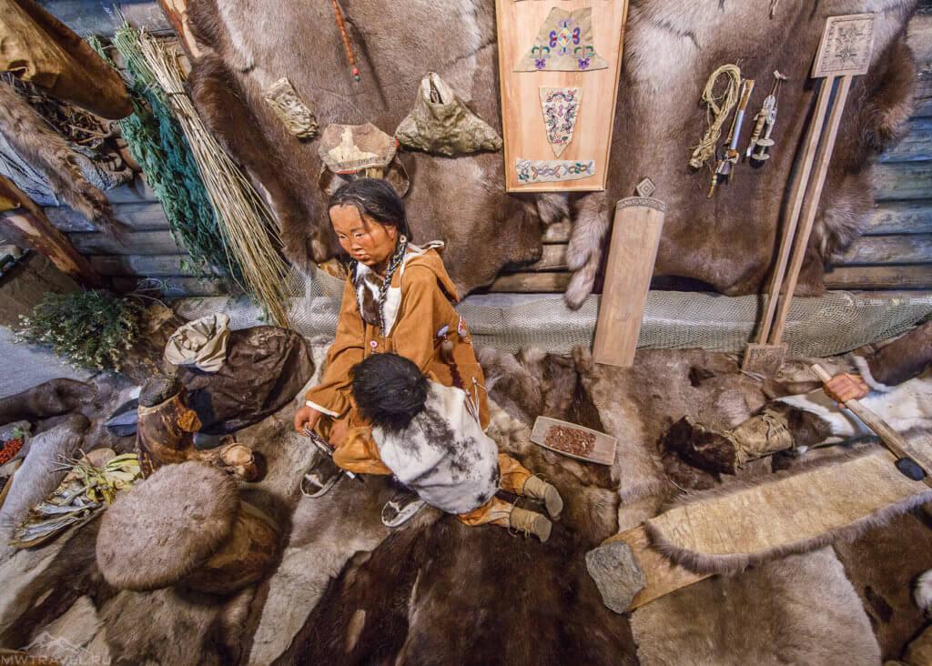этнографический музей в эссо на камчатке