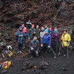 поход по вулканам камчатки