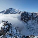 вулкан толбачик поход и восхождение камчатка