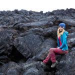 поход по камчатке вокруг вулкана толбачик