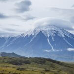 поход вулкан толбачик камчатка