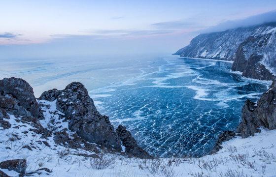 Байкал зимний отдых