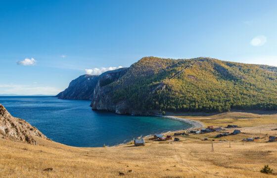 Байкал отдых летом и осенью