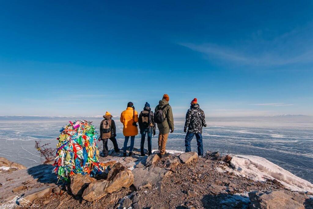 Тур Зимний отдых на Байкале