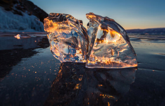 Фототур на Байкале зимой