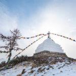 4. буддистская ступа просветления остров огой на байкале