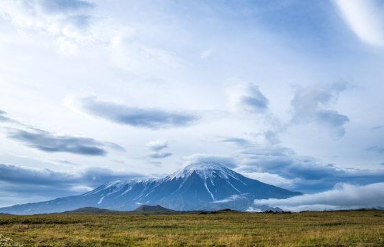 Камчатка: поход вокруг вулкана Толбачик