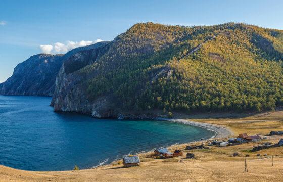 Тур на Байкал осенью