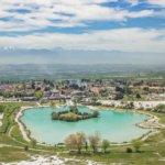 Путешествие по Турции: Памуккале