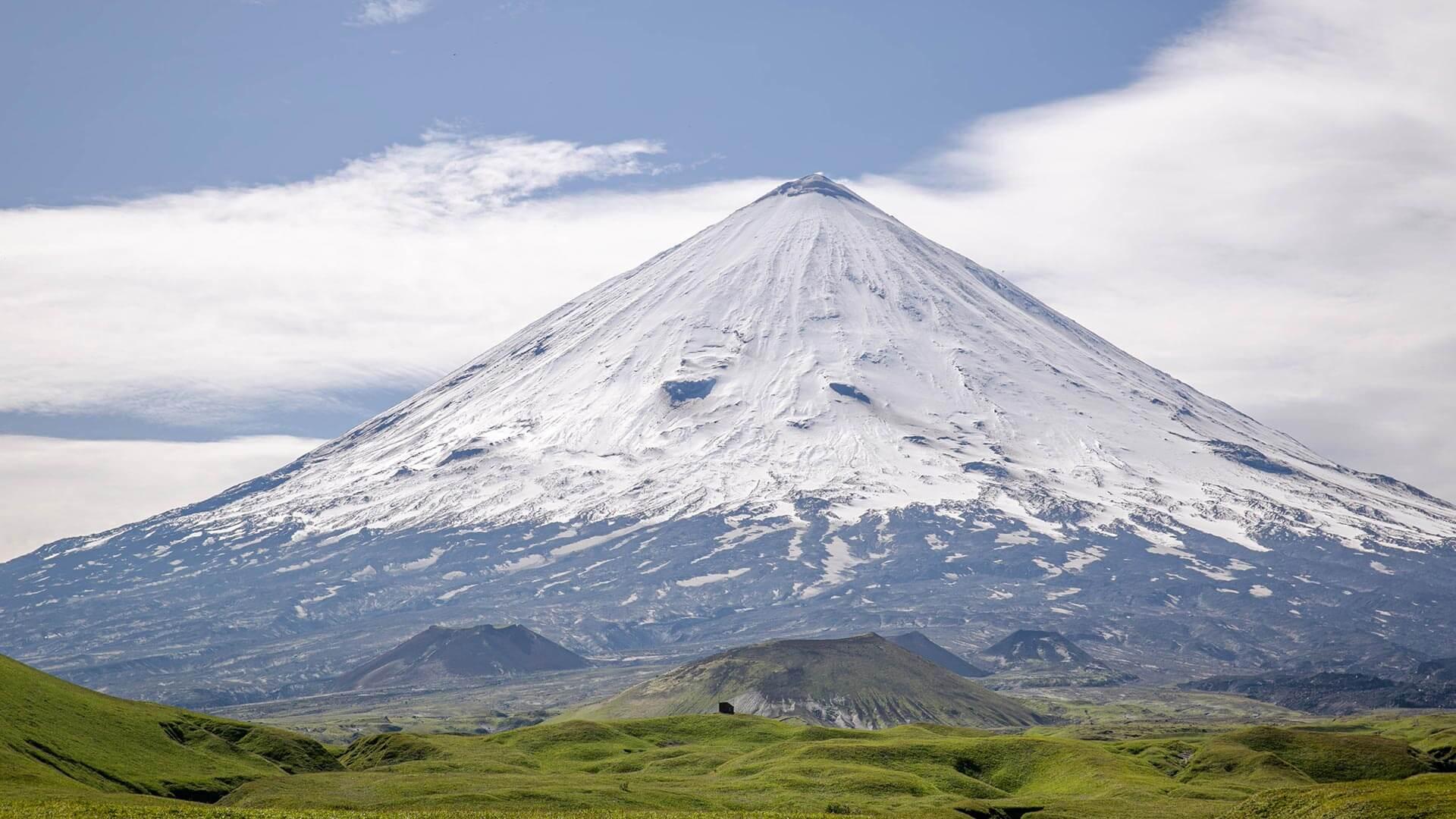 пожалуйста, камчатка вулканы фото ключевская сопка летами