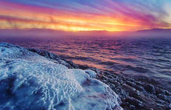 Новогодний тур Териберка и Кольский полуостров