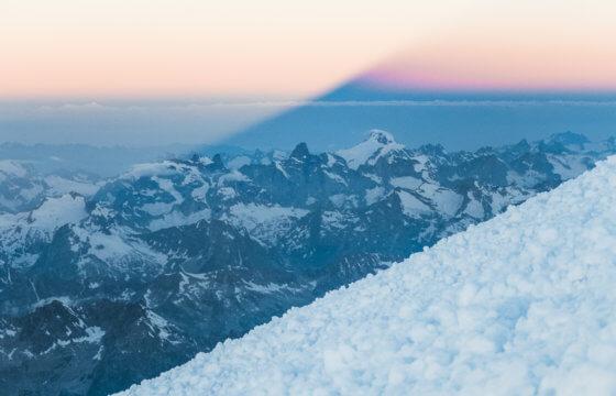 Новый год восхождение на Эльбрус