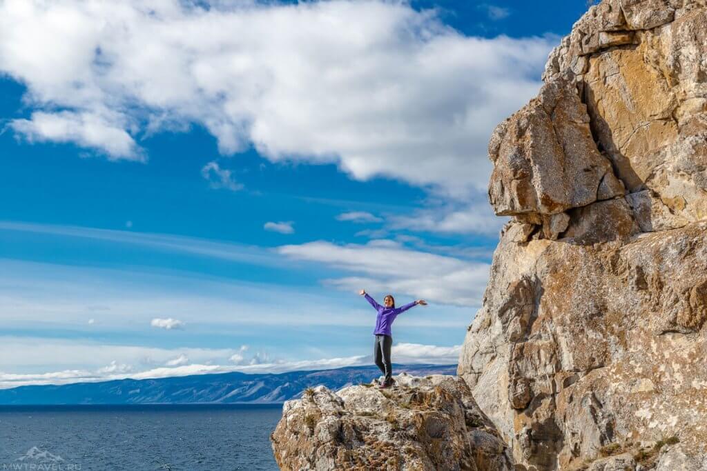 Тур поход по Байкалу