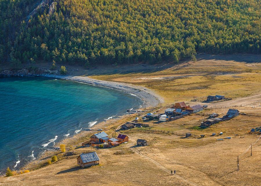 Туристический поход по Байкалу