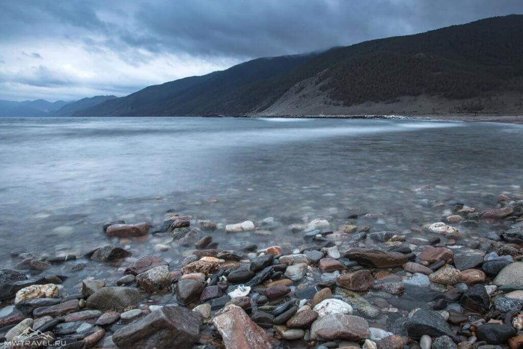 Пеший поход по Байкалу