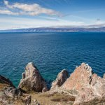 Поход по Байкалу летом