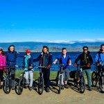 велопоход по Байкалу