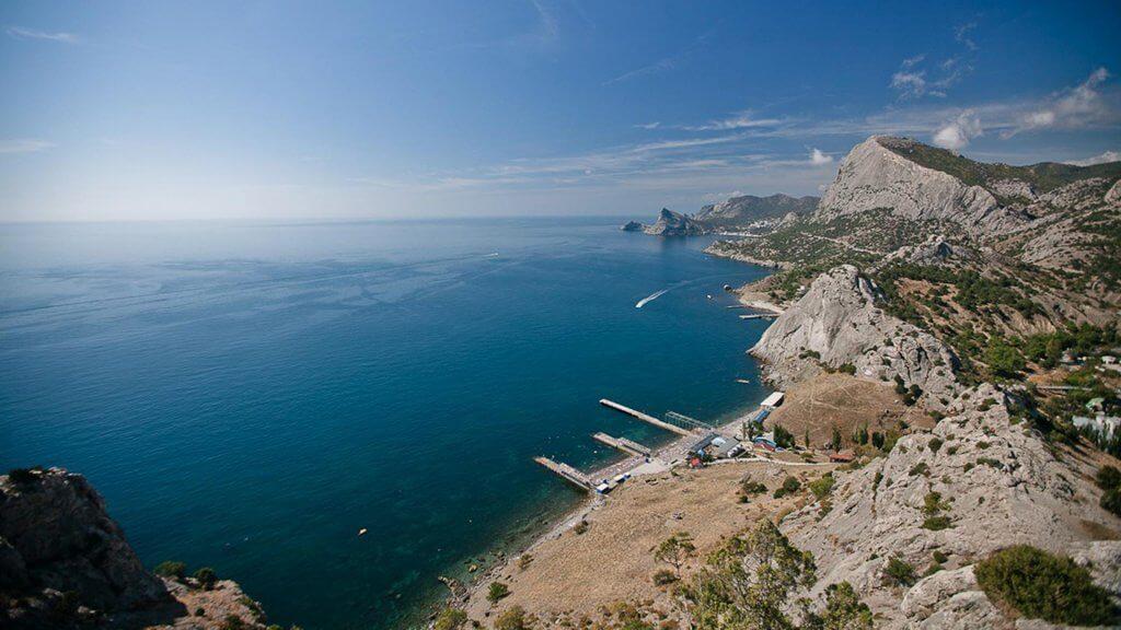 Активный тур по восточному Крыму