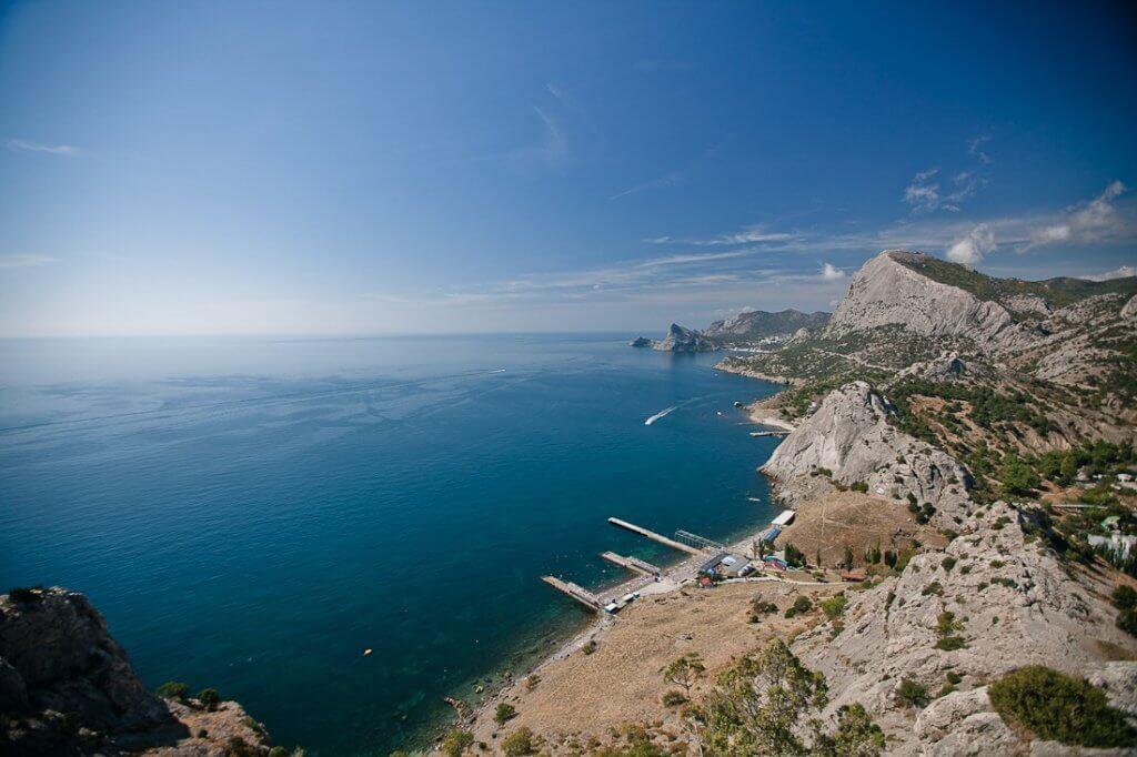 Тур по Восточному Крыму