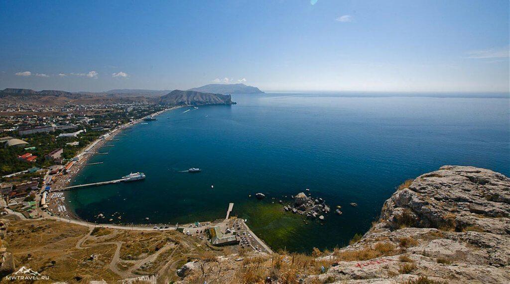 Активный тур по Крыму