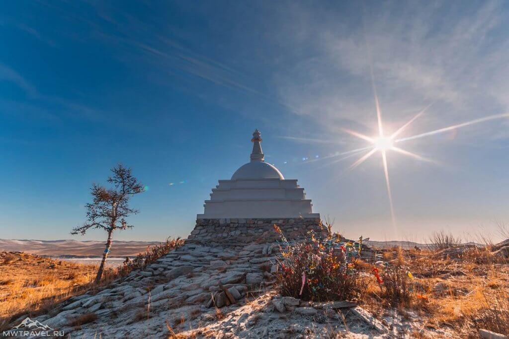 Путешествие по зимнему Байкалу