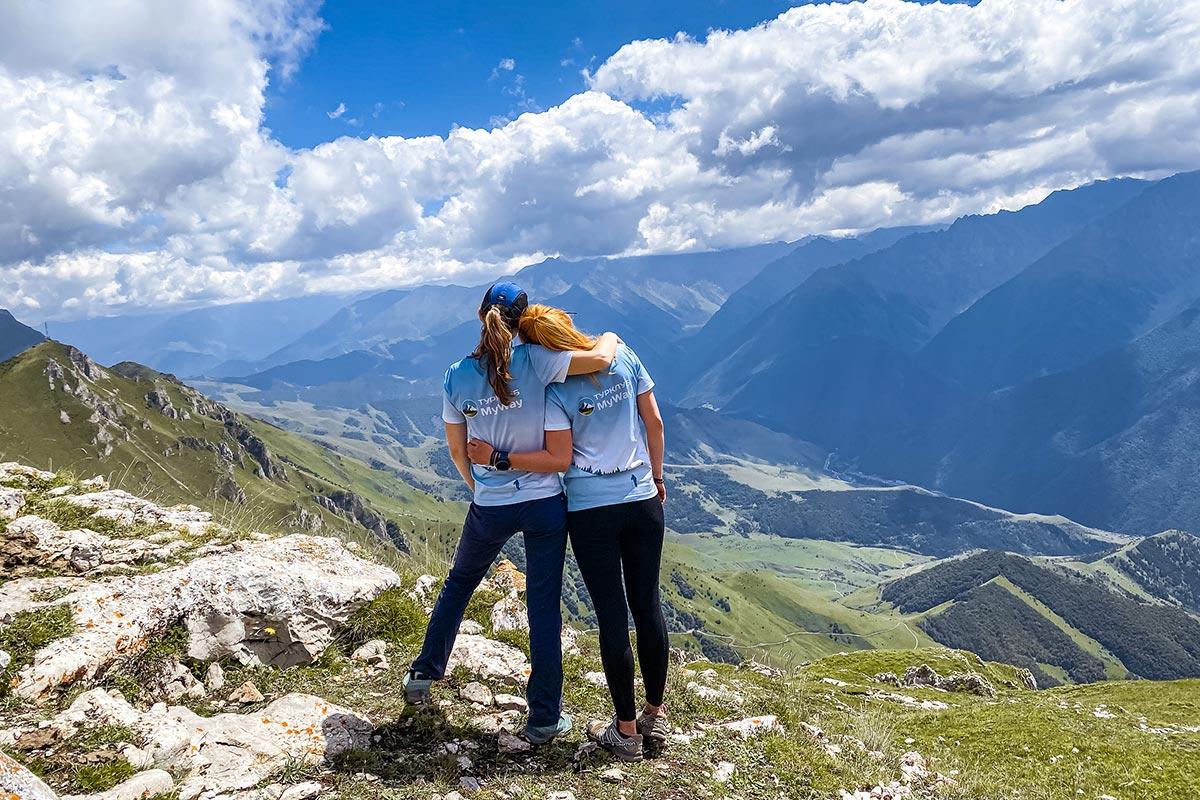 Тур в Осетию и Ингушетию