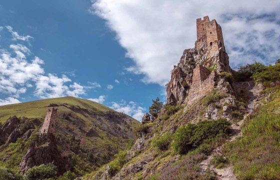 Активный тур в Осетию и Ингушетию