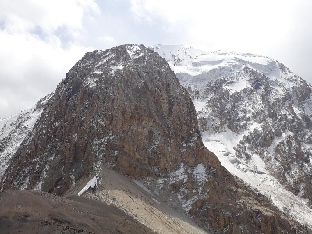 туркестанский хребет тур
