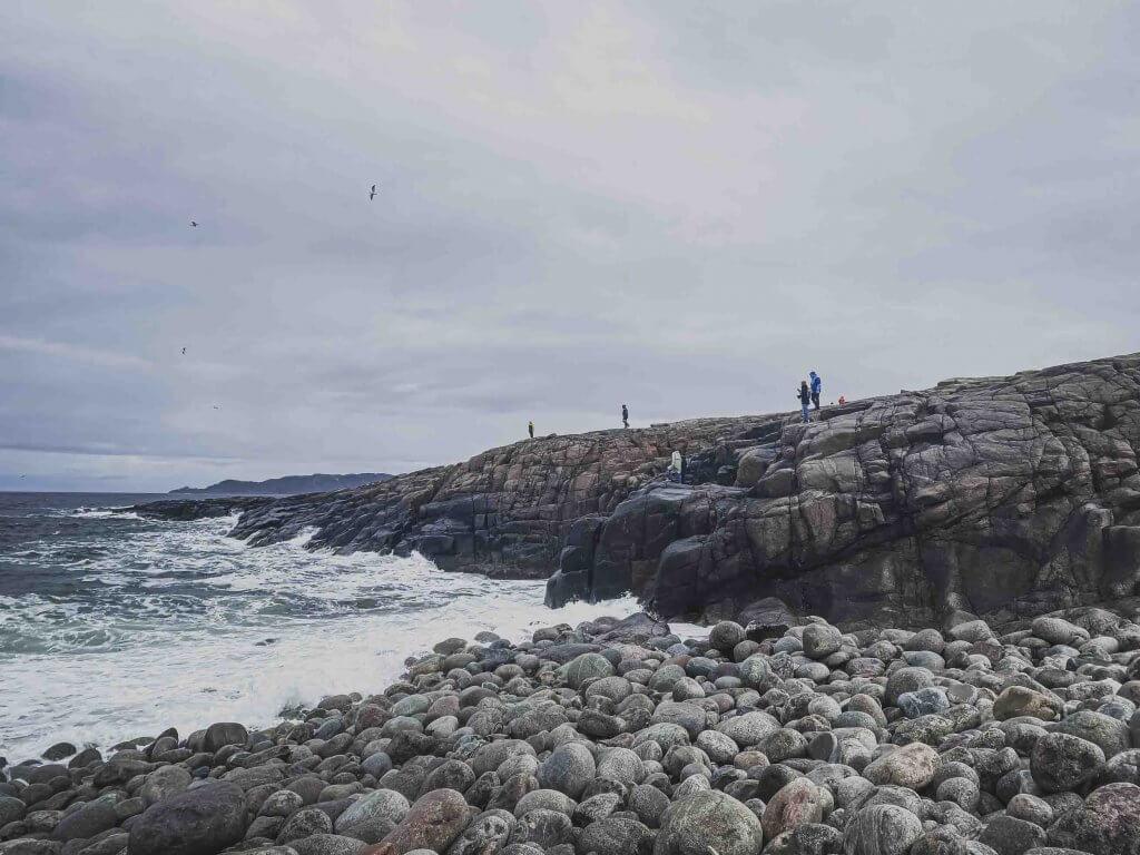 териберка кольский полуостров тундра баренцево море