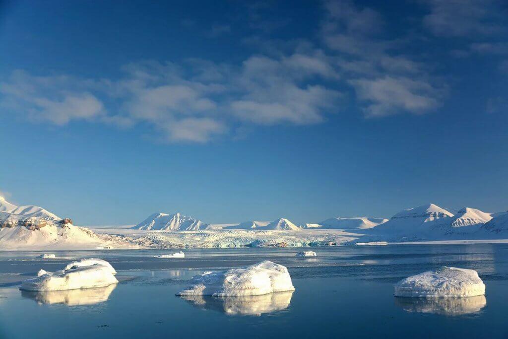 путешествие в арктику