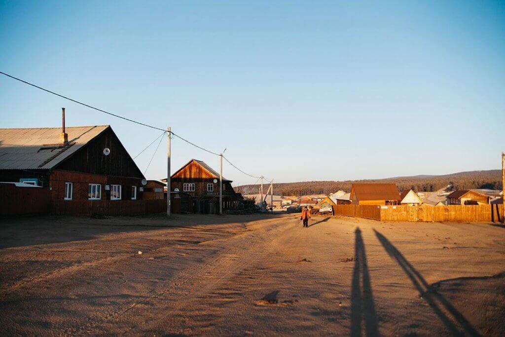 Экспедиция по льду Байкала