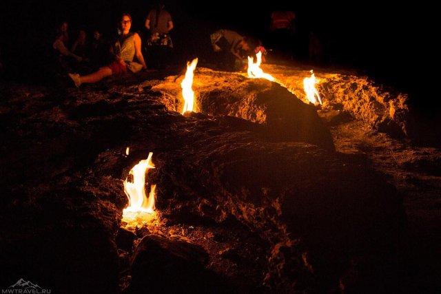 Огни Химеры Ликийская тропа Турция